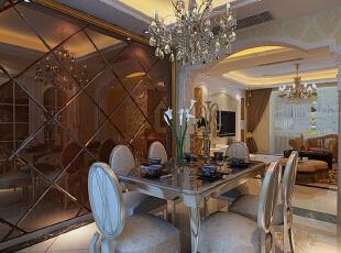 简欧风格是欧式装修风格的一种,多以御品黄、象牙白等为主色调,以浅色为主深色为辅。相对于浓厚的欧洲风格,简欧风格为清新、符合中国用户内敛的审美观念。而且秉承了时尚、环保的理念,一般使用的板材要达到欧洲E0或者E1级,使用的板材材料有原态木香板和中纤板。直接可以放置在室内使用的家具。其实简欧风格是一个相对比较模糊的概念,和欧式风格的最大区别在于色调和罗马柱的区别,骈弃了一般花哨的修饰。整个房间的画面感,简约统一。,三居,7万,欧式,效果图,149平,
