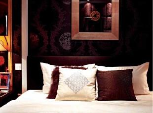 ,现代,卧室,