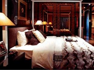 ,卧室,现代,