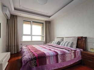 ,15万,三居,卧室,欧式,130平,白色,