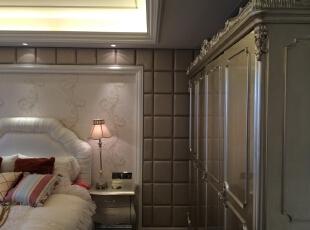,300万,卧室,欧式,白色,199平,大户型,