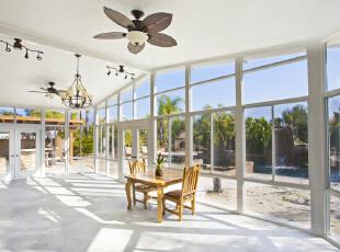 阳光房如何设计?阳光房效果图赏析