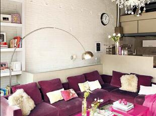 巴塞罗那独特复古公寓