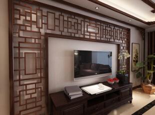 ,实木家具,220平,大气装修,超高性价比,30万,中式,效果图,别墅,装修公司,中式风格,