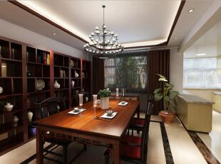 ,超高性价比,中式,效果图,220平,中式风格,大气装修,装修公司,别墅,实木家具,30万,