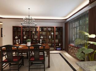 ,220平,中式风格,大气装修,超高性价比,装修公司,实木家具,别墅,效果图,中式,30万,