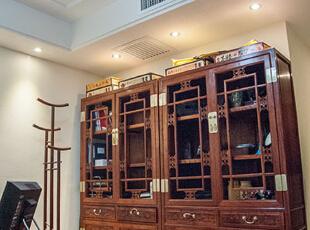 维多利亚-中式四居-石家庄维多利亚190平四居中式风格元洲装饰实景图