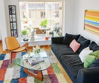 充满激情的夏日公寓 让夏...