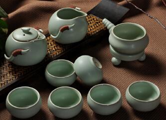 汝窑茶具泡什么茶比较好喝