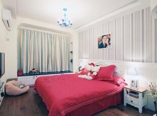 朝阳-地中海三居-160平米地中海风情婚房