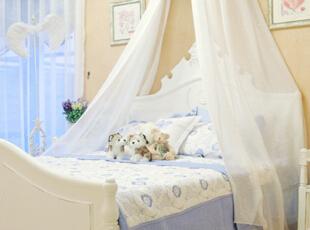 丰台区-地中海三居-90平米两居室 经典蓝白地中海