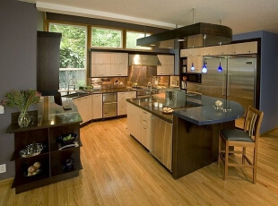 复合木地板保养方法
