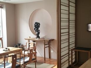 中式大户型-原木的,禅意