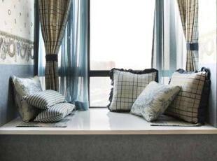 远洋沁山水-田园一居-老房翻新120平米田园风格带回家