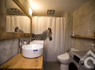 八〇年代设计——卫生间
