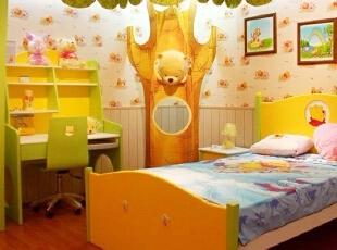 3-6岁的儿童房如何设计?儿童房设计效果图赏析