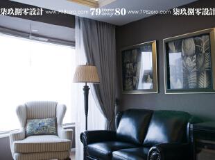 首开常青藤-新古典四居-新古典混搭风格,理想居家环境,旧房改造七九八零不褪流行!