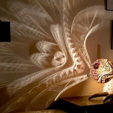 葫芦灯--摄人心神的手工艺术