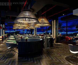 温岭银泰餐厅