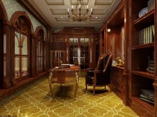 万科朗润园-中式别墅-朗润园
