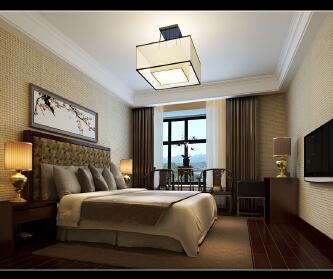 新中式风格室内设计 ...