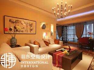 洛阳世贸公馆-中式小户型-视觉代言的中国风