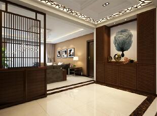 朝阳新城-中式四居-朝阳洲|四室两厅|新中式
