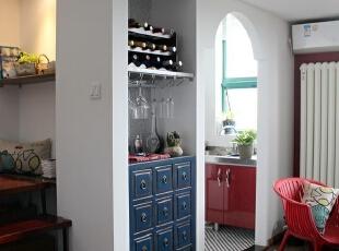 丽舍公寓-中式两居-七九八零装饰设计 —— 新中式风格