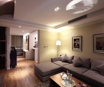 94平米简约婚房设计