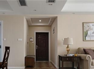 首地浣溪谷-美式三居-140平美式公寓【时光荏苒】