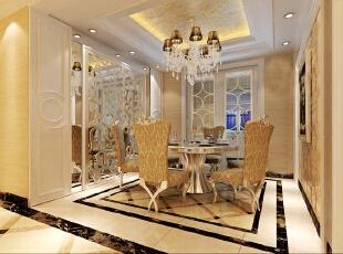 西棕榈滩-欧式复式-欧式奢华复式装修设计