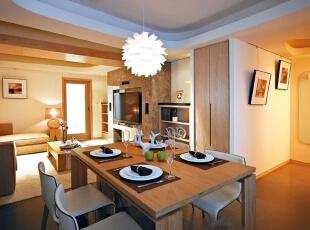 金融街西城晶华-简约两居-简约两居,打造温馨三口之家