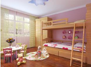 现代四居-上海实创装饰打造浦东新区四居室现代小资情调装修效果图