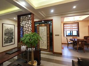 江山领秀-中式四居-重庆远景装饰