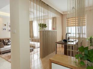 嘉园三里-现代三居-家园三里老房翻新118平收纳实用