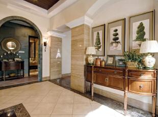 世茂维拉-地中海别墅-舒适自在,体验自我的地中海风格
