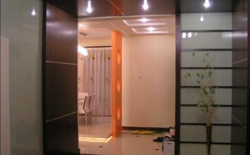 三室两厅完工现场图片
