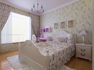 御景观城-欧式三居-御景观城120平三居室欧式风格装修
