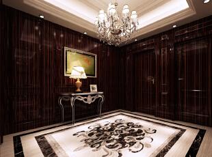 凯旋门-欧式三居-古典欧式奢华装修