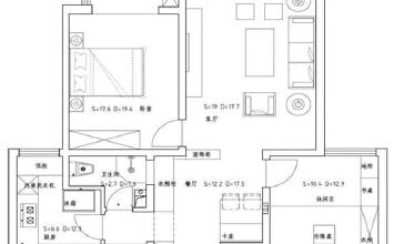 【大同元洲装饰】华北星城现代风格案例赏析