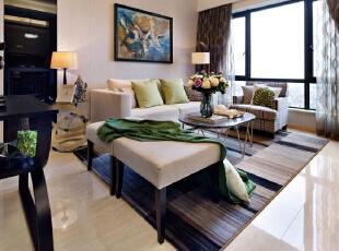 沙发 暖色