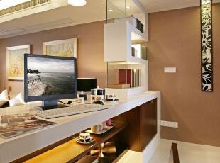 新中式风格休闲区