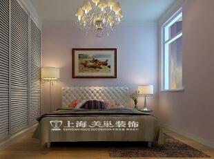 天地湾85平三室两厅现代简约风格装修效果图--主卧