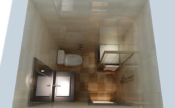 丽江,一米阳光,美好家园,单身公寓样板房