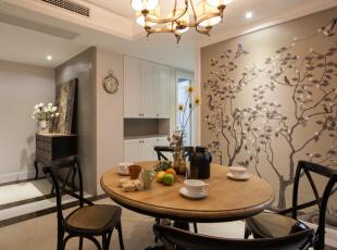 米兰诺贵都-田园两居-【上海实创装饰】米兰诺贵都90平三口之家俩居室田园风