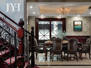 水岸新都-新古典复式-无锡吉友洪作品——遇见最美的你之格调