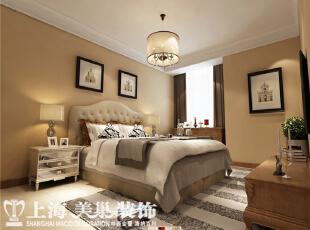 财信圣堤亚纳125平四室两厅装修效果图--卧室,125平,8万,现代,四居,卧室,白色,