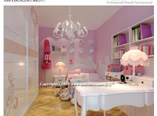 ,85平,25万,现代,两居,卧室,粉色,
