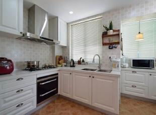 厨房设计: 设计不是一个人的舞台,精彩是源自设计师与客户之前完美,140平,15万,简约,四居,