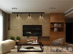 昌建誉峰三室两厅北欧风格装修效果图-客厅电视背景墙,128平,10万,欧式,三居,